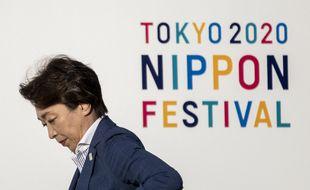 La présidente de Tokyo-2020, Seiko Hashimoto.