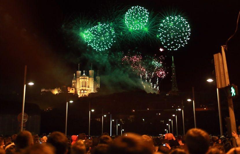 Lyon: Découvrez ce que vous réserve le feu d'artifice du 14 juillet