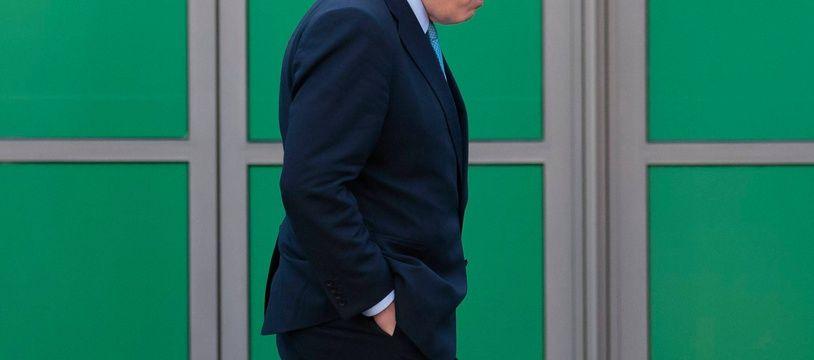 Boris Johnson à Manchester le 2 octobre 2019.