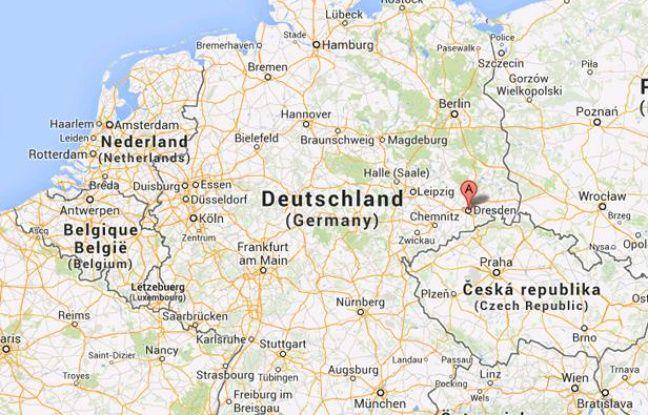 Un site de rencontre allemand