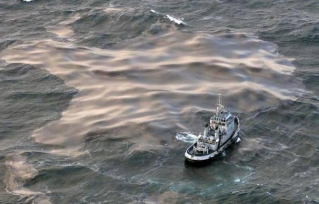 L'Erika a fait naufrage avec 30.884 tonnes de fioul à son bord