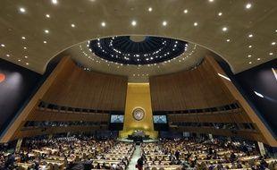 En septembre 2020, la session de l'ONU se déroule à distance.