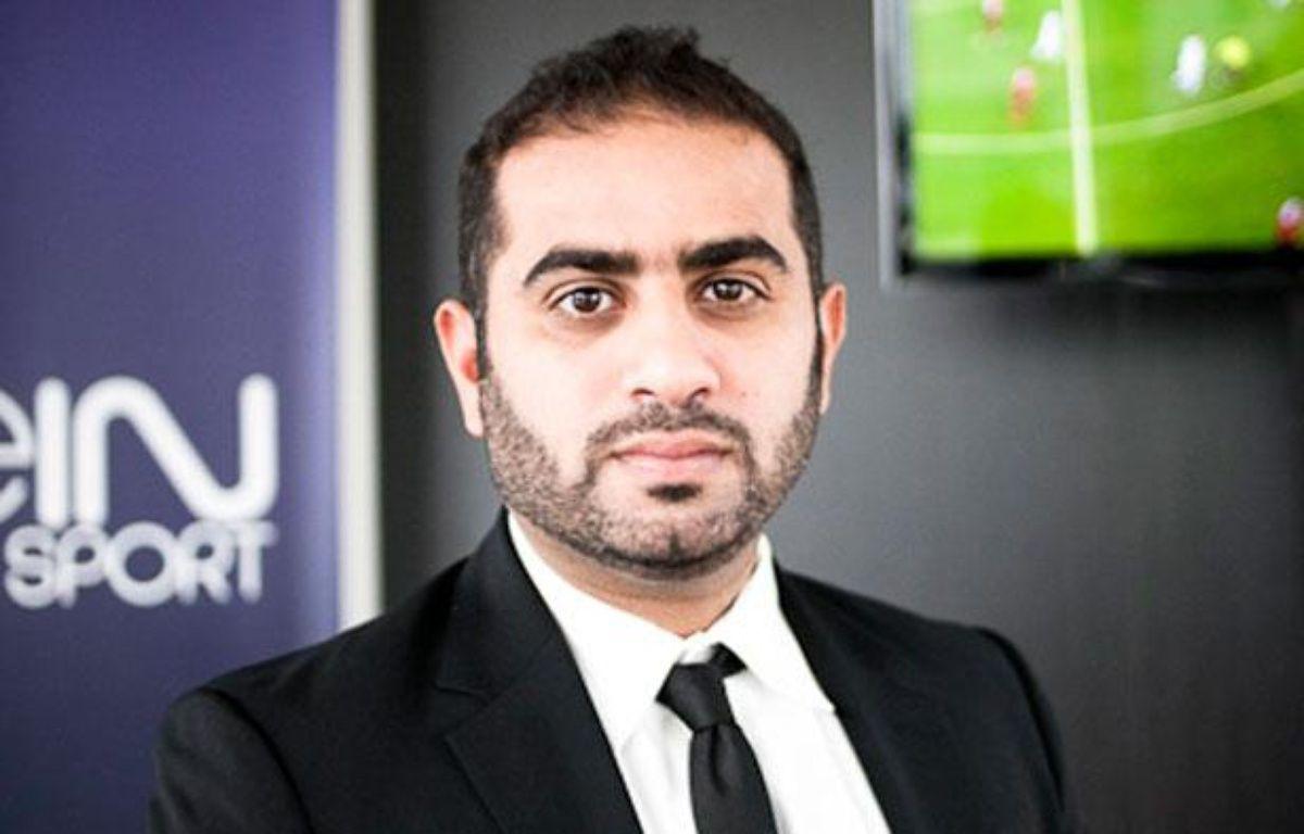 Le directeur général délégué de BeInsport, Youssef Al Obaidly le 22 novembre 2012. – JEREMIE JUNG / 20 MINUTES