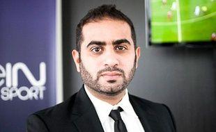 Le directeur général délégué de BeInsport, Youssef Al Obaidly le 22 novembre 2012.