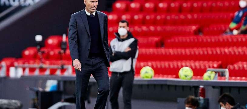 Zinédine Zidane va peut-être entraîner son dernier match avec le Real Madrid contre Villarreal.