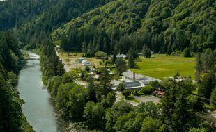 Le village Tiller, en vente dans l'Oregon