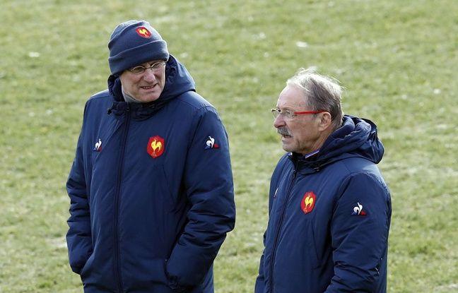 XV de France: Brunel sera le sélectionneur des Bleus à la Coupe du monde, assure Laporte