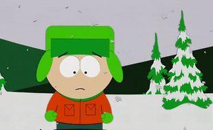 Kyle est de confession juive. Sa famille ne fête pas Noël. Alors, Kyle a bien les boules.
