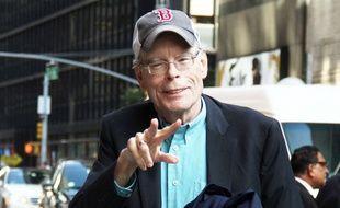 L'écrivain Stephen King, le 11 septembre 2015, à New York.