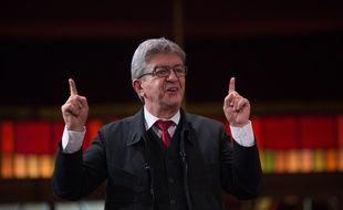Jean-Luc Mélenchon repart pour une troisième campagne présidentielle.