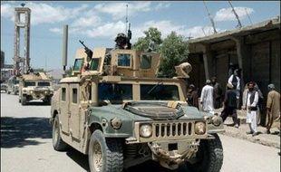 """Le gouverneur de la province de Farah (ouest de l'Afghanistan) a accusé jeudi les talibans d'être derrière le rapt d'un ressortissant allemand et d'avoir demandé une rançon, mais les insurgés ont rejeté ces accusations et mis en cause un """"groupe de criminels"""""""