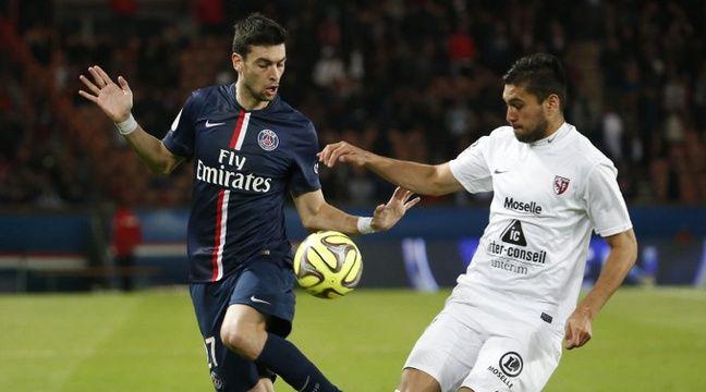 PSG-Metz: Pastore rapproche un peu plus les Parisiens du triplé