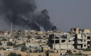 Libérée, la ville syrienne de Raqqa est en ruines.