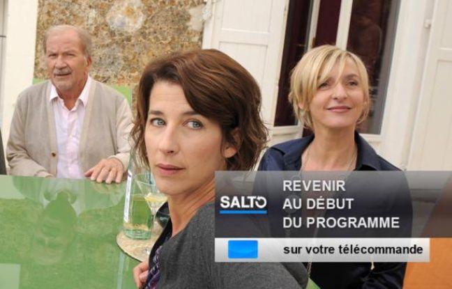 France Télévisions lance la fonctionnalité «Salto» sur les téléviseurs connectés.