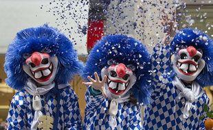 Le Carnaval de Bâle se déroule le 15 février