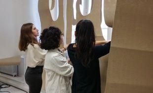 Des étudiants de la Martinière Diderot et du lycée Branly ont été retenus pour monter un projet pour la fête des Lumières.