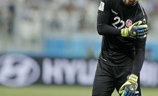 Mouez Hassen s'était blessé au début du pemier match de la Tunisie dans cette Coupe du monde