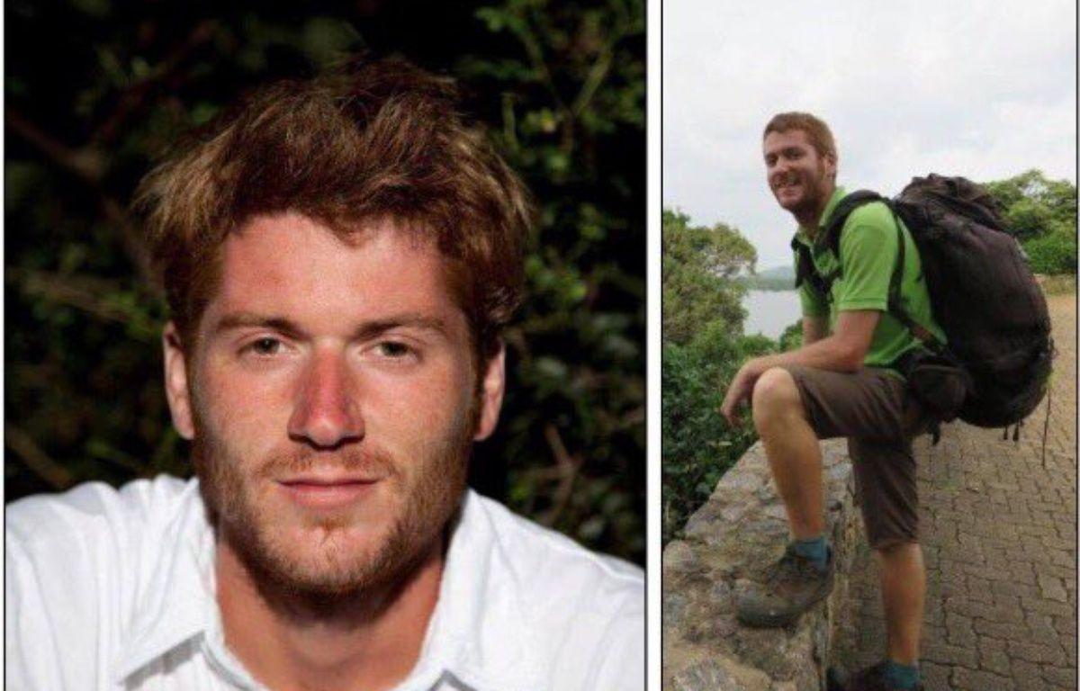 Arthur Angé, 30 ans, a disparu depuis le 26 janvier 2017. – Arthur WhereAreYou