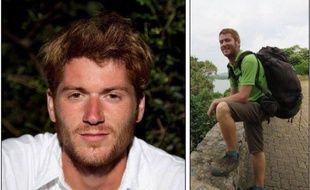 Arthur Angé, 30 ans, a disparu depuis le 26 janvier 2017.