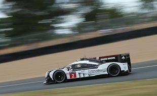 Les deux Porsche prendront le départ en tête au Mans cette année, comme l'année dernière où elles ont remporté la course.