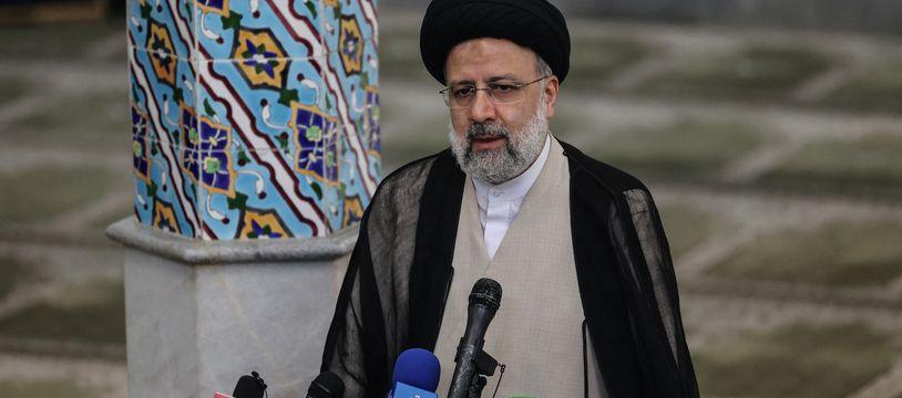 L'ultraconservateur Ebrahim Raïssi élu président de l'Iran le 18 juin 2021.