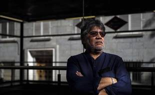 L'auteur chilien Luis Sepulveda en 2017 à Madrid