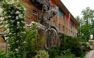 Plus de 5500 habitants profitent de l'écoquartier de Vauban, en Allemagne.