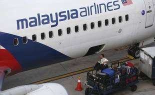 Un avion de la Malaysia Airlines.