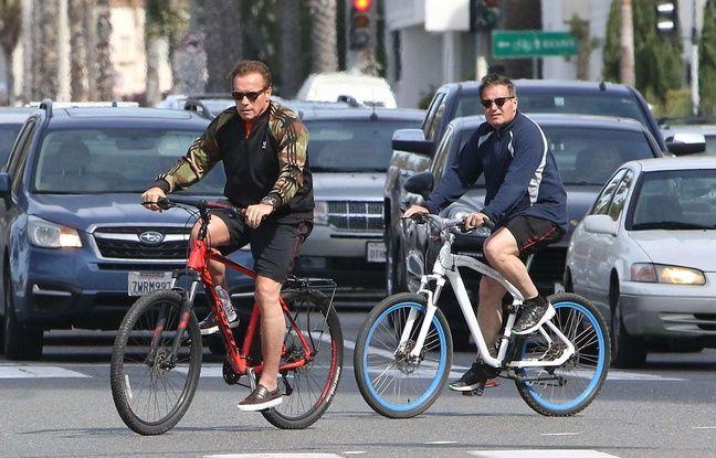 Paris: Schwarzenegger dans la capitale pour défendre la lutte contre le réchauffement climatique