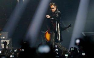 Dimanche 9 janvier 2016, Johnny Hallyday chantera pour les victimes des attentats parisiens