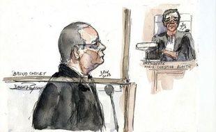 Bruno Cholet est accusé d'avoir enlevé et tué Susanna c son taxi clandestinZetterberg après l'avoir prise en charge ave le samedi 19 avril 2008 peu avant cinq heures du matin, à la sortie d'une boîte de nuit parisienne.