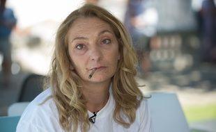 Corinne Masiero au Festival du film Francophone d'Angoulême 2018