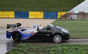 Un prototype de voiture de course et un voiture de série ne se conduisent pas de la même façon. Pour la première tout est dans le rythme, tandis que la seconde encourage la fluidité.