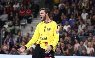 Cyril Dumoulin, sauveur du HBC Nantes.