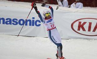 Marie Bochet est une légende des Jeux paralympiques