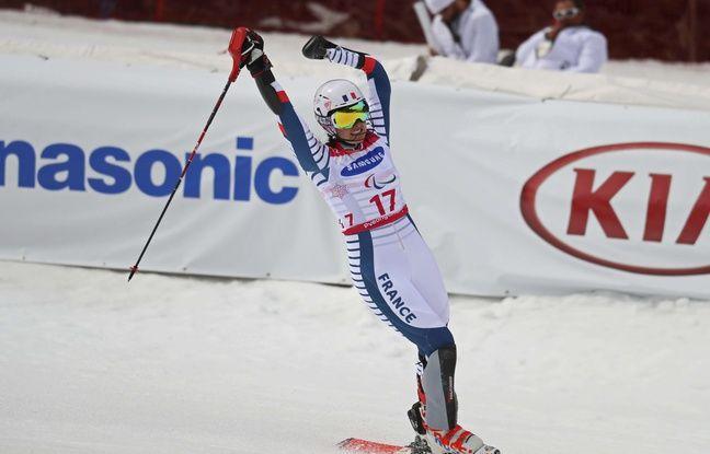 VIDEO. Jeux paralympiques: La France rentre de Pyeongchang avec 20 médailles et explose son record