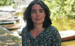 Linda Rigaudeau, naturopathe, tête de liste «Un Nôtre mondePays-de-la-Loire »