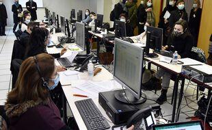 Le centre d'appels du CHU de Nancy (image d'illustration).