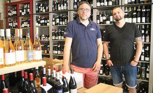 Marco Bertossi et Yoann Berlie, les patrons de la Dolia
