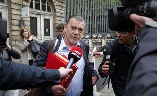 Me Berton, l'avocat de Salah Abdeslam, a choisi une défense offensive.