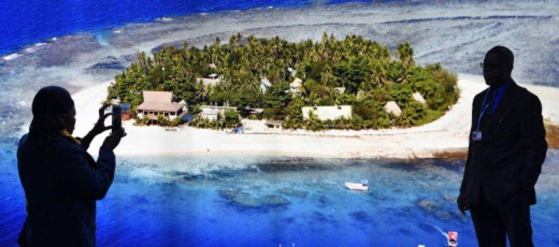 A Bonn, en Allemagne, la COP 23 a ouvert ce lundi 6 novembre sous la présidence des Fidji, petit Etat d'Océanie première victime du réchauffement climatique.