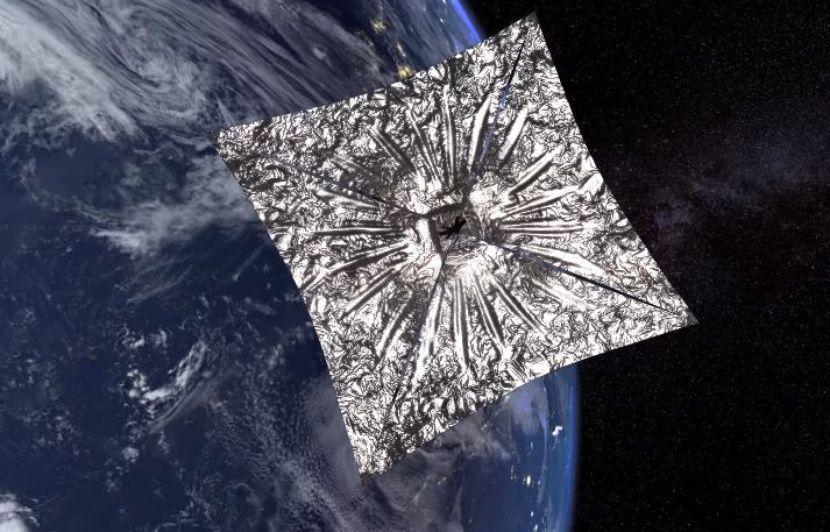 LightSail 2: La voile solaire américaine s'est déployée dans l'espace «pour voguer parmi les étoiles»