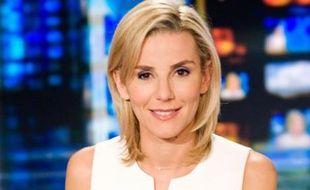 Laurence Ferrari, nouvelle présentatrice du «20 Heures» de TF1.