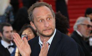 Benoît Poelvoorde au Festival de Cannes, en mai 2012.