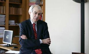 Jean-Marie Delarue, président de la commission nationale de contrôle des interceptions de sécurité