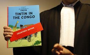 « Tintin au Congo» a été modifié plusieurs fois par Hergé.