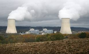 La centrale nucléaire de Golfech, dans le Tarn-et-Garonne.