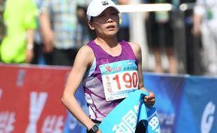 Wang Jiali a été suspendue 8 ans pour dopage.
