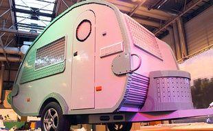 215.158 briquettes Lego ont été utilisées pour construire cette caravane fonctionnelle. Un record homologué par le Guinness World Record, fin octobre 2015.