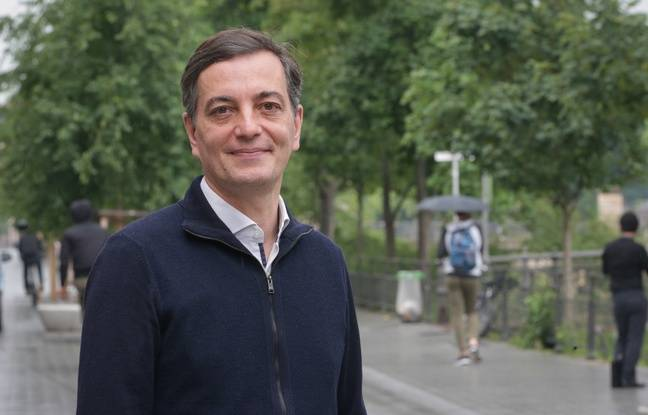 VIDEO. Municipales 2020 à Strasbourg: «Le moment est grave», assure le candidat LREM Alain Fontanel